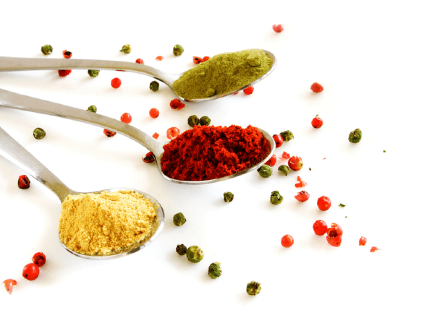 spicy spoons